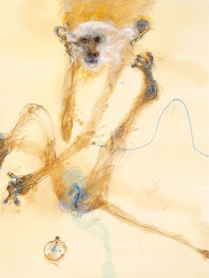 John Olsen Monkey