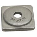 Square GRAND Digger Aluminum Backer