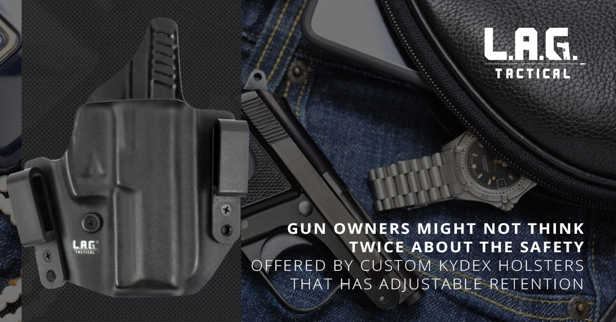 Gun Owners Might Not Think Twice About the Safety Offered by