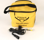 Battery PowerBag 33 Yellow, Power Bag for 33 Ah Battery & Cable