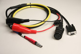 70291-Y - SiteNet-900 or SNR-900 to Trimble 4700,5800, & SPS Receivers Splitter Data/Power Cable - 6 ft.