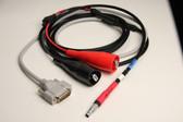 70298-PSC2 - Trimble SPS-850,851,880, R8, R7, 5700 & 5800 to Topcon TRL-35 Radio Modem - 13 ft.