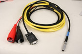 70437B - Leica MS50, TM50, TS50, Data/Power Cable