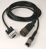 70406D - Topcon MCR-3 to Trimble SNR-930, SNR-920 Programming cable with Power