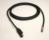 20002K-SAE, Power Charging Adaptor Cable 1.5 ft.