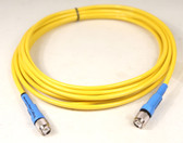57860-08L  Trimble GPS Bullet Antenna Cable, Straight TNC Male connectors on each end of cable, Rg-58 Coax Cable, 25 Feet Long