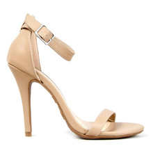 anne michelle nude crp heel sandals