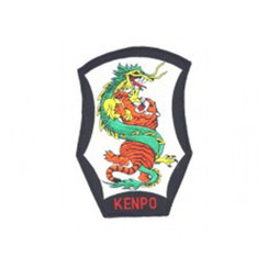 #1174  KENPO DRAGON/TIGER