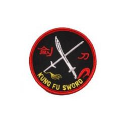 "#1248  KUNG FU SWORDS   3"""