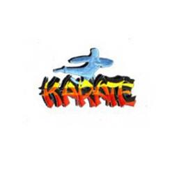 "#1282  KARATE  3.5"""