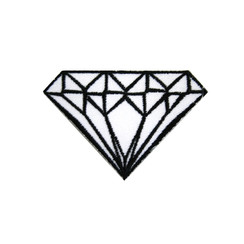 """#1308 DIAMOND (2""""W)"""