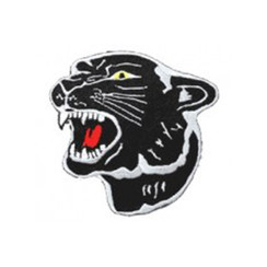 """#1364 PANTHER HEAD 8"""""""