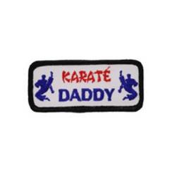 "#1439 KARATE DADDY  3.5"""