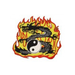 #1675 DRAGON FLAME  4""