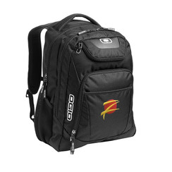 OGIO Excelsior Backpack - Black/Silver