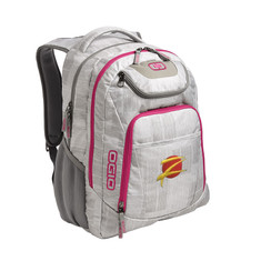 OGIO Excelsior Backpack - Blizzard/Pink