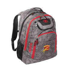 OGIO Excelsior Backpack - Cynderfunk/Red