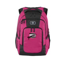 OGIO Logan Backpack - Pink