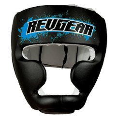 Revgear Youth Combat Series Headgear: Blue