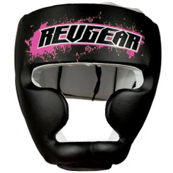 Revgear Youth Combat Series Headgear: Pink