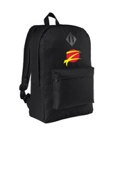 Z Logo Backpack - Black