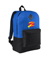 Z Logo Backpack - Blue