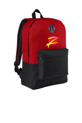 Z Logo Backpack - Red