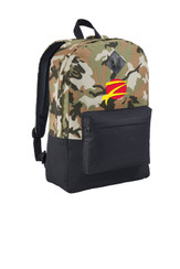 Z Logo Backpack -  Camo