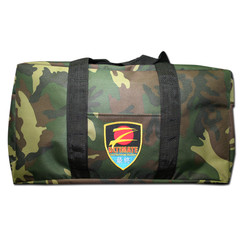 Z Logo Gear Bag - Camo