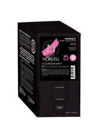 Norvell Dark Premium Spray Tan Solution, 128 oz Gallon