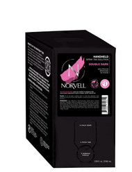 Norvell Double Dark Spray Tan Solution, 128 oz Gallon