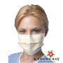 Disposable Spray Tanning Mask with Ear loops 50 Pack