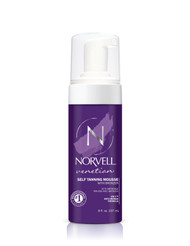 Norvell Venetian Self Tanning Mousse with Bronzer, 8 OZ
