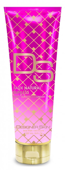 DS Faux Natural Sunless - Daily Sunless Extender