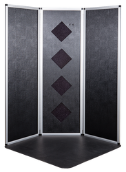 PRO Light Sunless Over-spray Reduction Booth