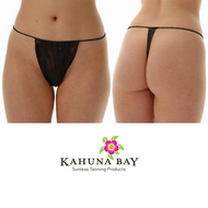 Kahuna Bay Tan Disposable Thong Underwear 25pk