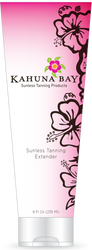 Sunless Tanning Extender 2oz by Kahuna Bay Tan