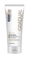 MineTan 3-in-1 Gradual Tan Lotion, 8 oz