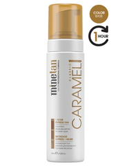 MineTan Caramel Self Tan Foam, 6.7 oz