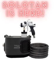 FujiSpray Sunless SoloTAN with T-Pro Contour Applicator