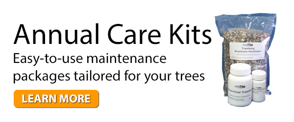 Annual Care Kits tailored for your trees