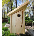Handmade Bluebird House