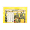 Yellow Sticky Panels, 25cm x 40cm, 10pk