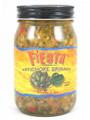 Fiesta Artichoke Spinach Dip
