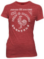 Sriracha Junior Womens T-Shirt