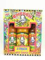 The Cheech 3-Pack Hot Sauce Gift Set
