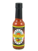 Dave's Ghost Pepper Hot Sauce