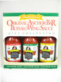 Anchor Bar Buffalo Wing Sauce Gift Collection | 3-Pack