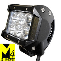 Piranha-18S Piranha Genuine CREE LED 18w Spot Light 1260 Lumens