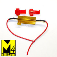 50w 6ohm Resistor for Turn Signals and Canbus Computers